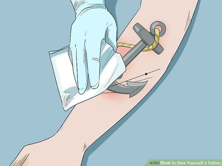 How to give yourself a tattoo in 2020 learn to tattoo