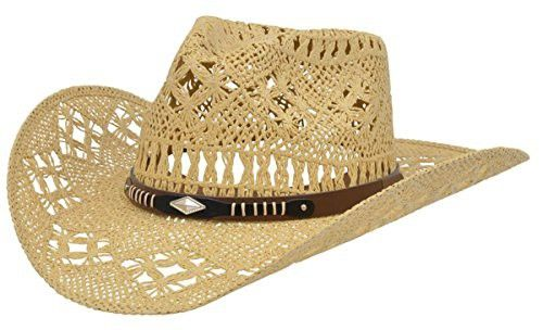 f359ca8c67c Alamo Mustard Twisted Toyo Straw Hat with Hondo Crown