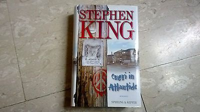 Libro CUORI IN ATLANDIDE Stephen King Sperling & Kupfer (2000)