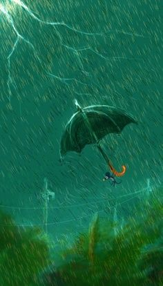 ** Raindrops ~ Jamsan Art