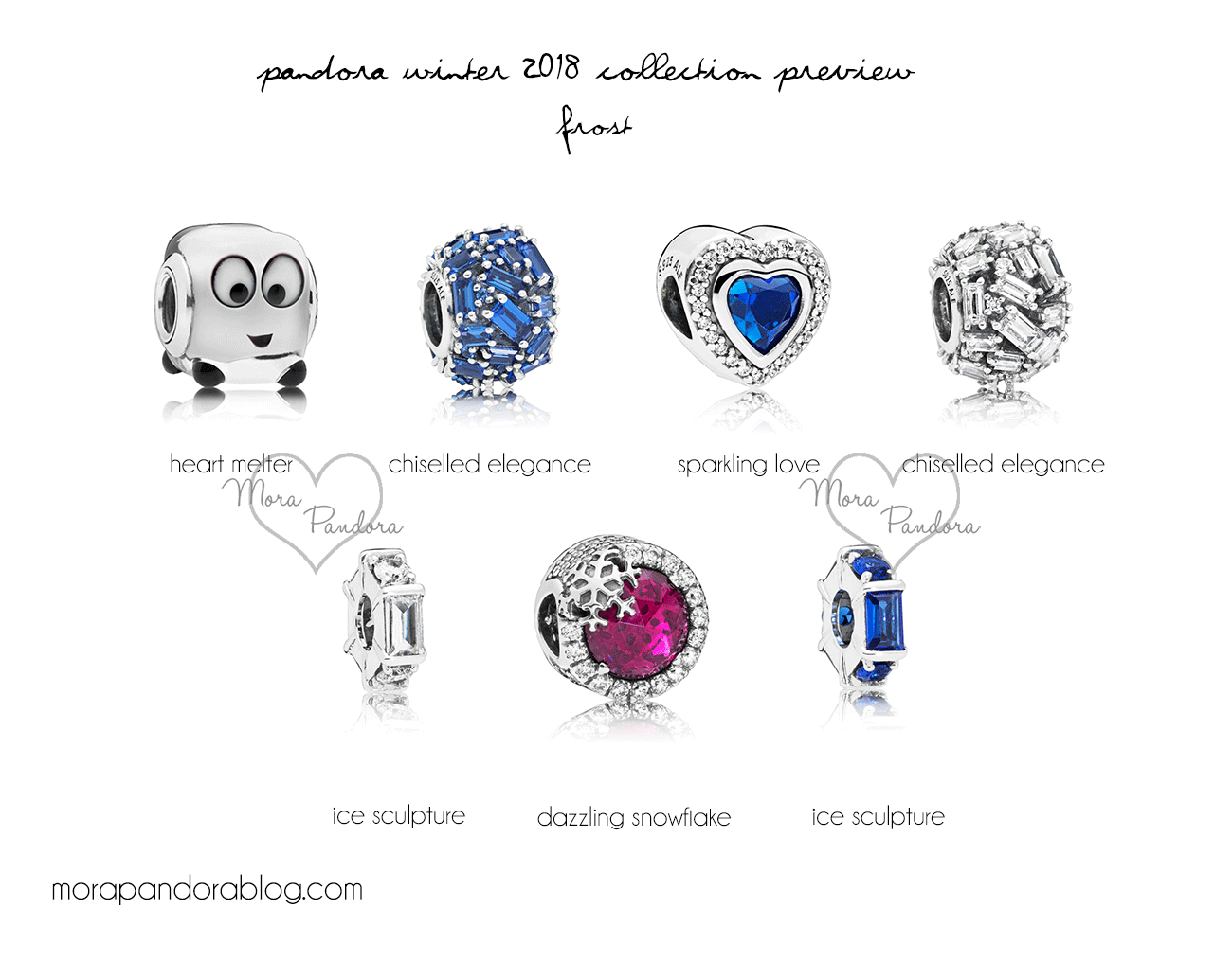 Pandora Winter 2018 collection preview | Pandora | Pinterest ...