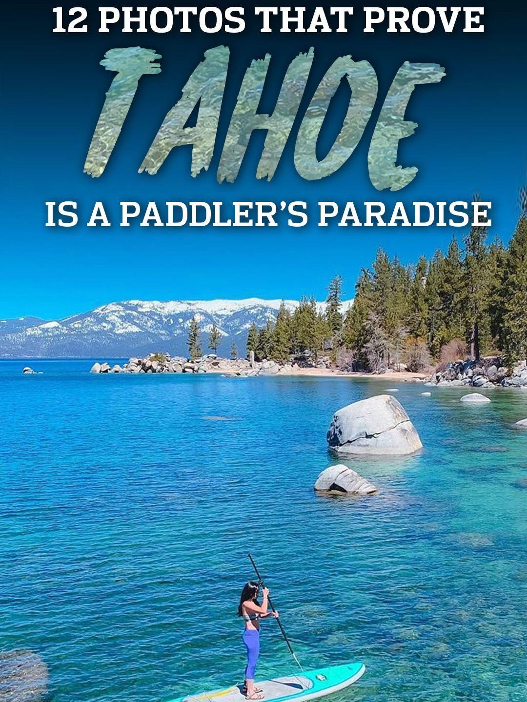 tahoe city paddle boat rentals