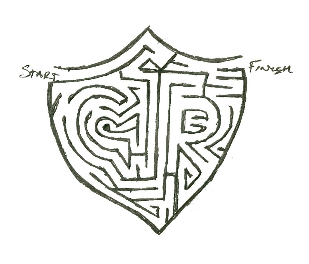 Maze Activities Coloring Pages Ctr Shield Coloring Pages Inspirational