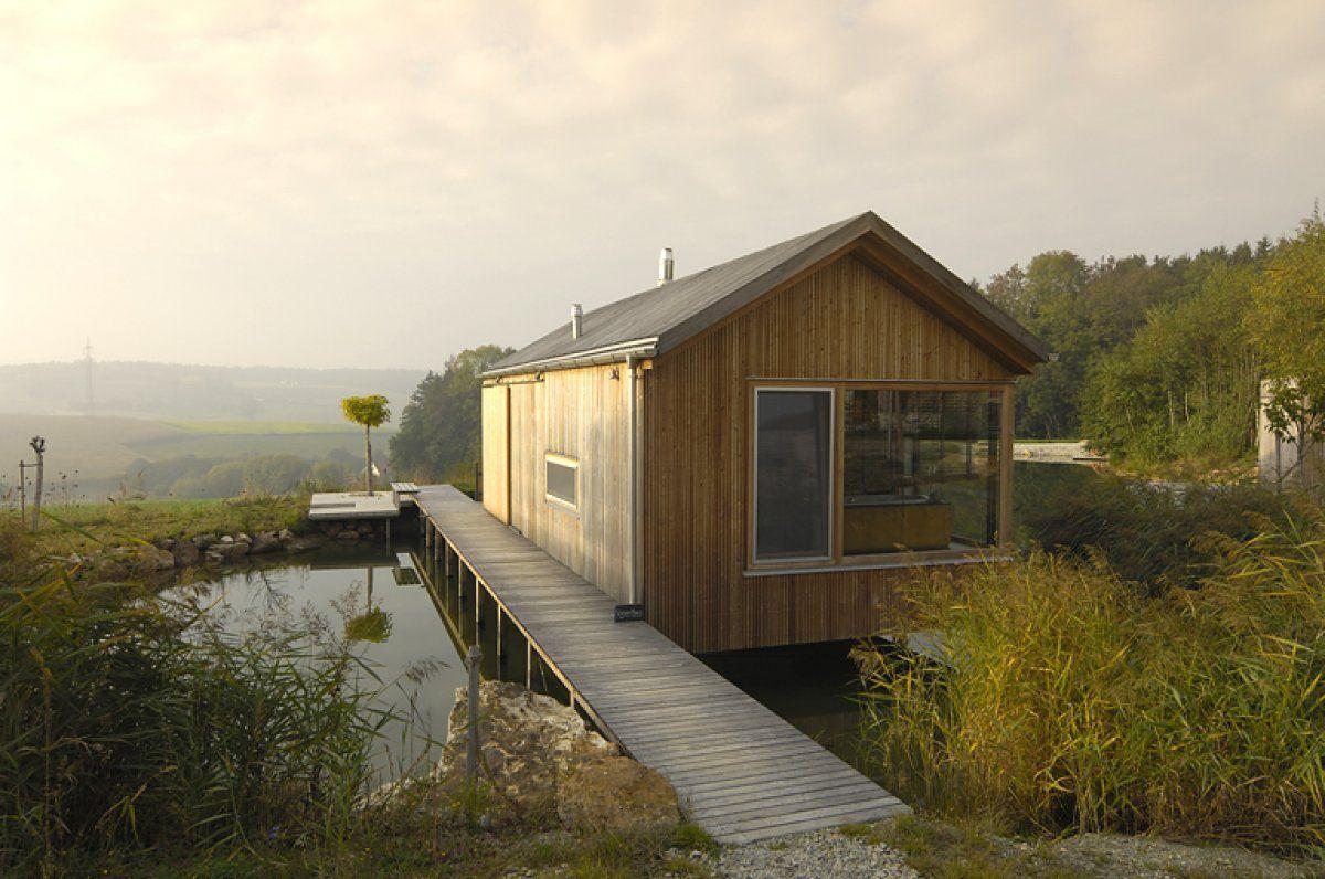 Dunkle Perlen Schwarze Ferienhäuser in Dierhagen, Ostsee