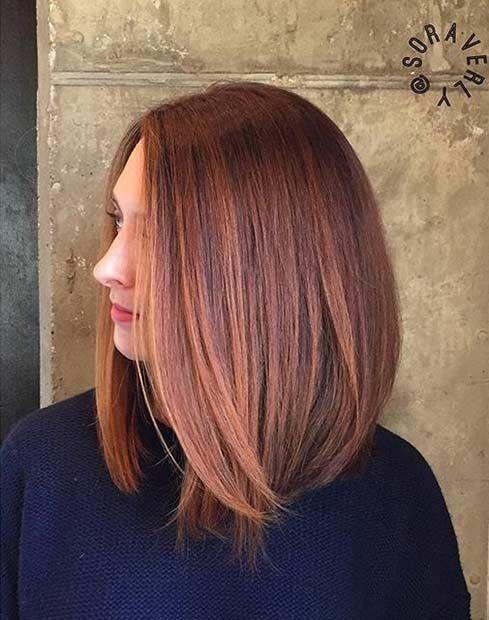 73 Lob Haircut Ideas For Trendy Women Hair Hair Cuts Hair