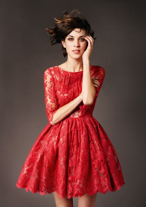 Erdem Margot Lace Dance Dress. SS11. $3360.