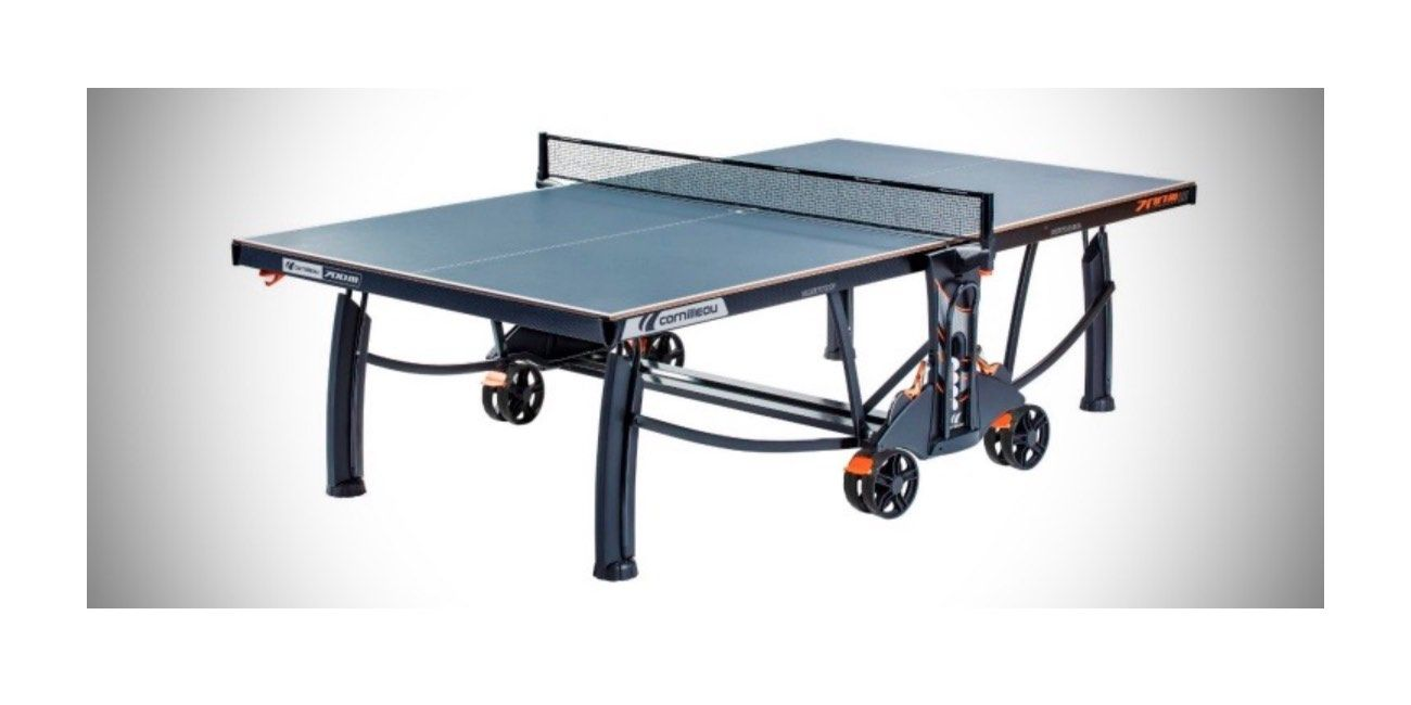 The Cornilleau 700m Crossover Indoor Outdoor Ping Pong Table Is The Best Outdoor Outdoor Table Tennis Table Outdoor Ping Pong Table Ping Pong Table Indoor outdoor ping pong table