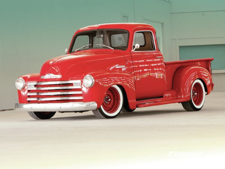 1948 Chevrolet Truck Perfect Color And Everything Pickup