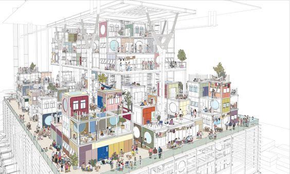 Jisoo Hwang_Intermediate6_AA School of Architecture