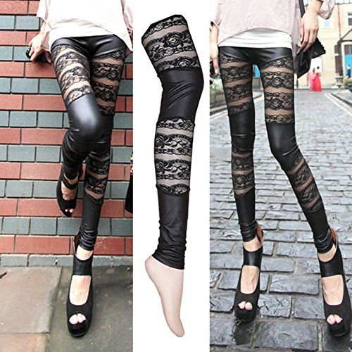 Pin By Beverley Erasmus On Patterns Faux Leather Leggings