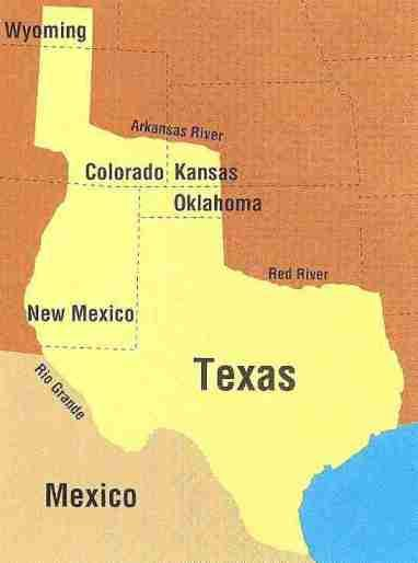 March 2, 1836: The Republic of Texas is Declared!   Texas ...