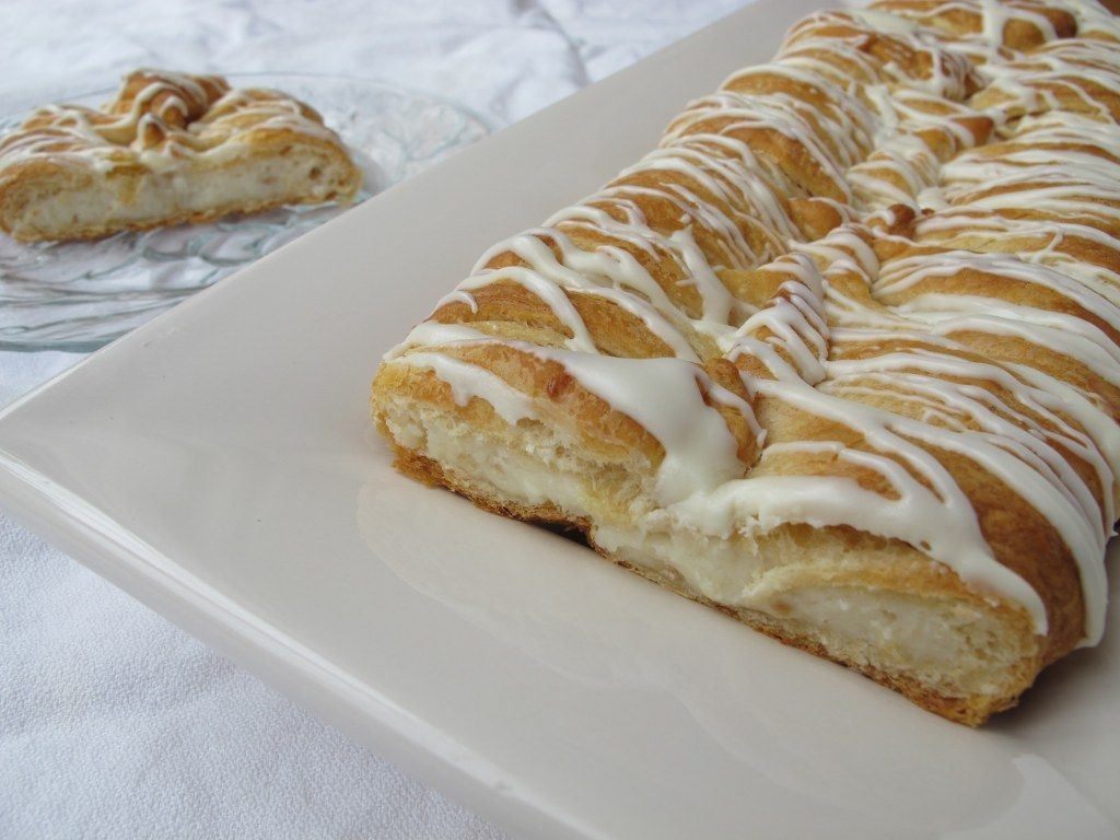 how to make cheese danish filling