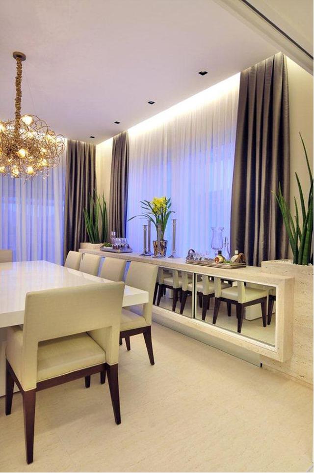 10 Buffets Em Salas De Jantar Veja Modelos Lindos E Diferentes