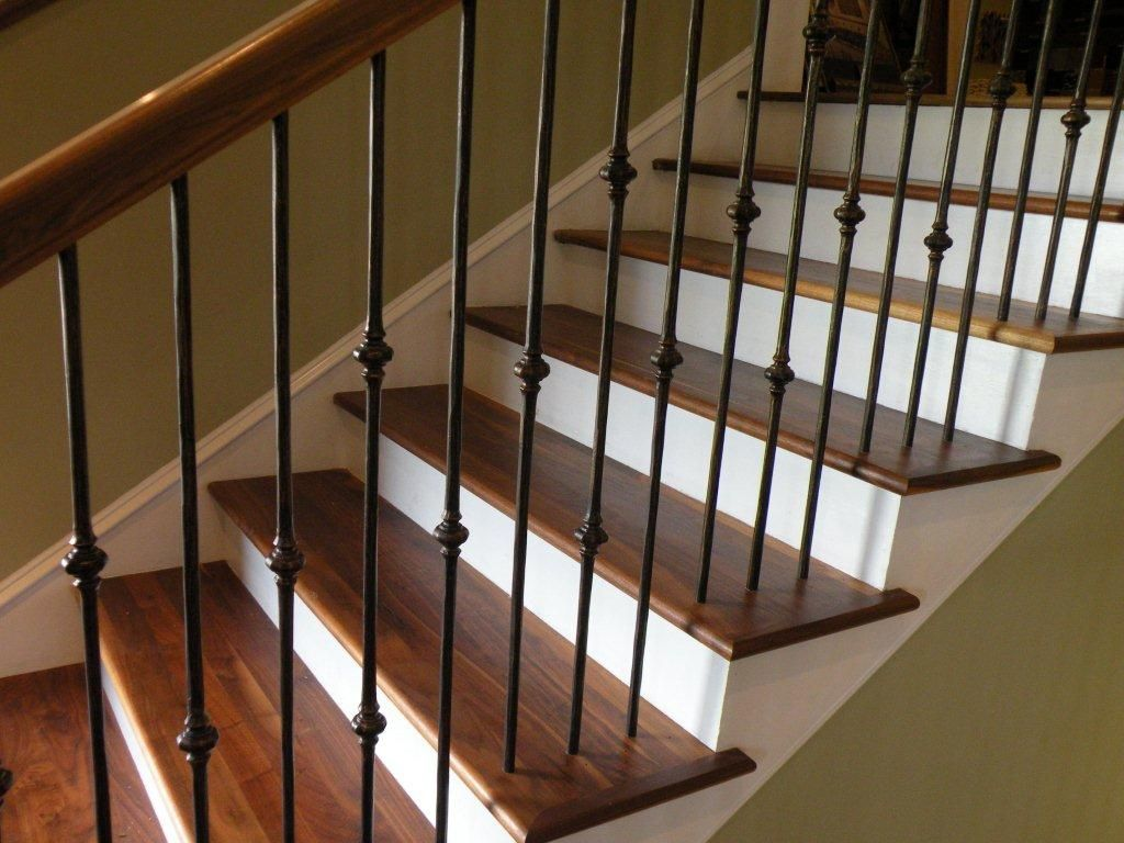 Style Stair Iron Balusters   Google Search