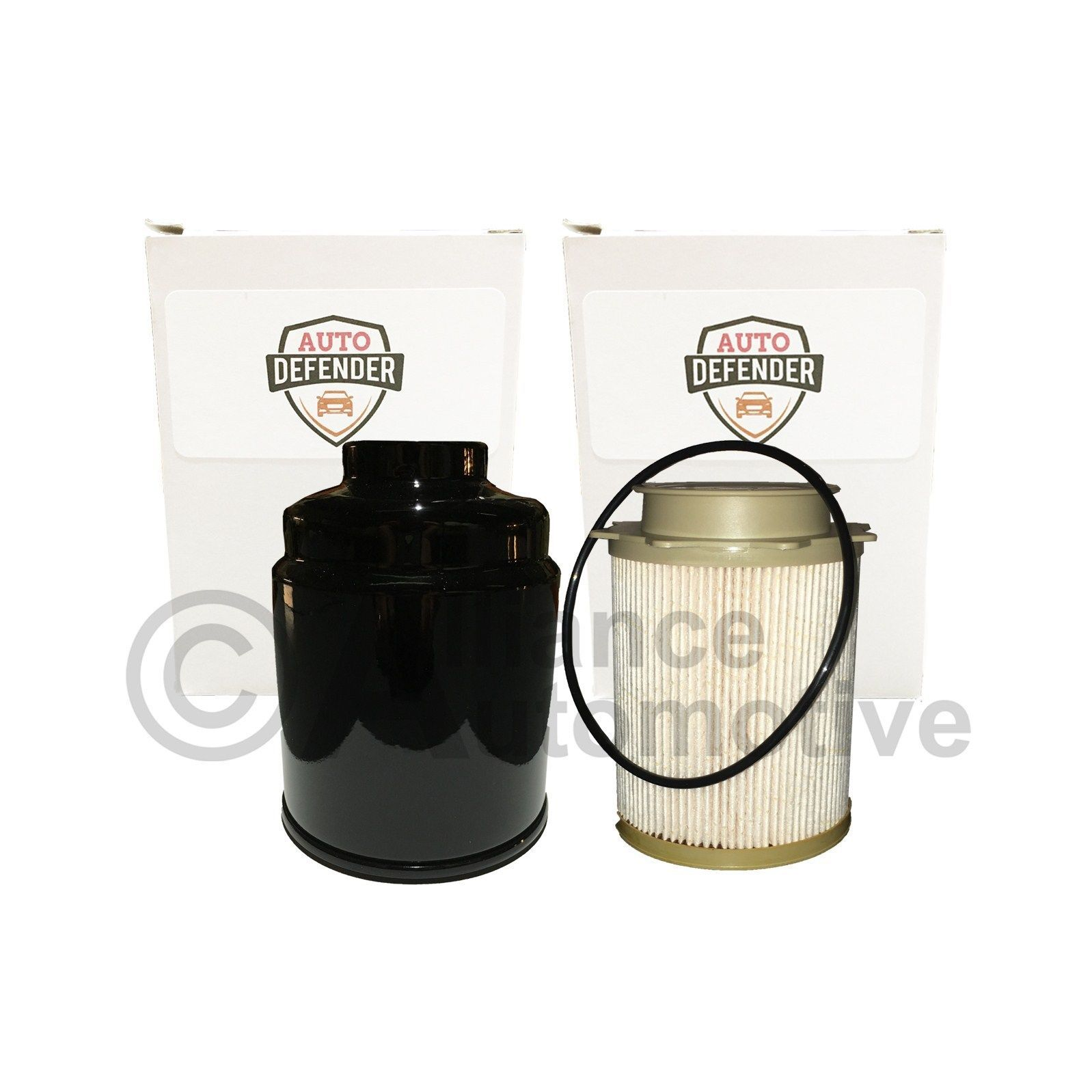 dodge ram 6 7l fuel filter kit for 2013-2016 cummins diesel front & rear  filter #filter #front #rear #diesel #cummins #fuel #dodge