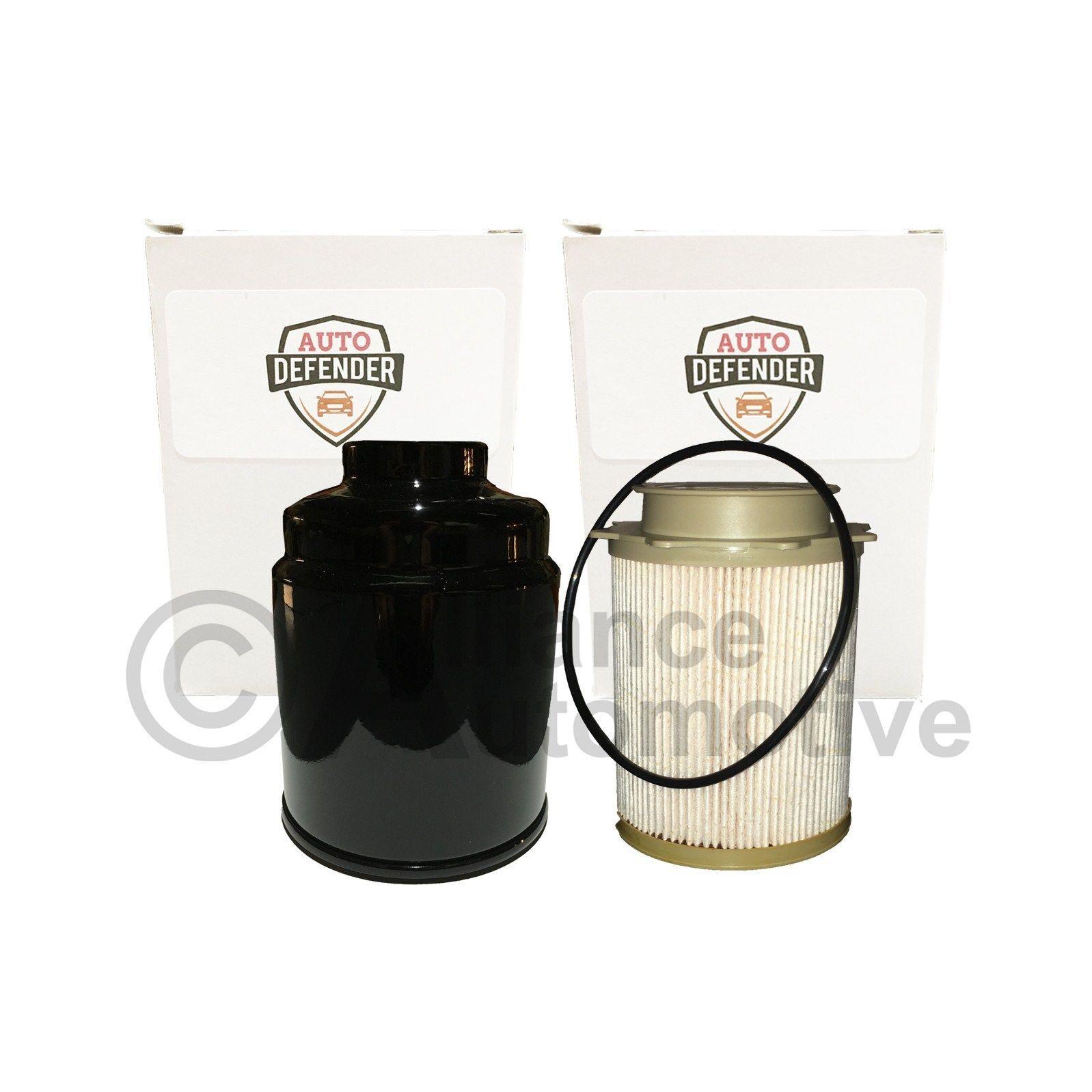 hight resolution of dodge ram 6 7l fuel filter kit for 2013 2016 cummins diesel front rear filter filter front rear diesel cummins fuel dodge