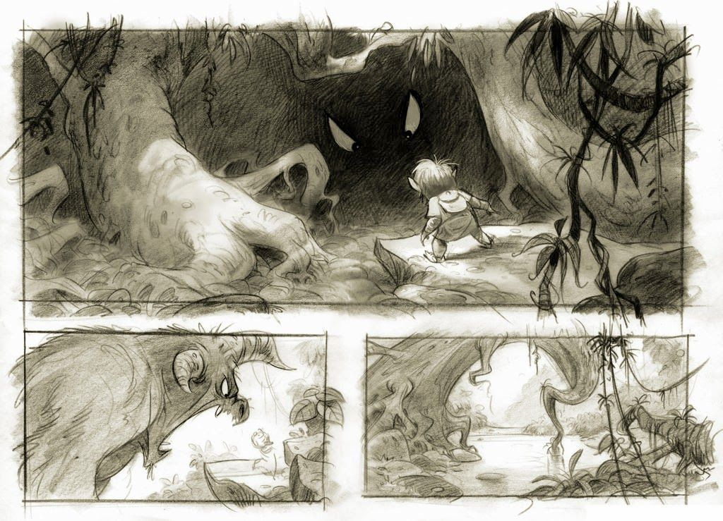 John Nevarez Storyboards Pinterest Storyboard, Visual - visual storyboard