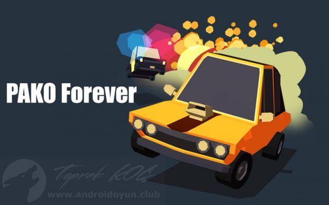 Pako Forever V108 Mod Apk Araba Hileli Androidoyunclub