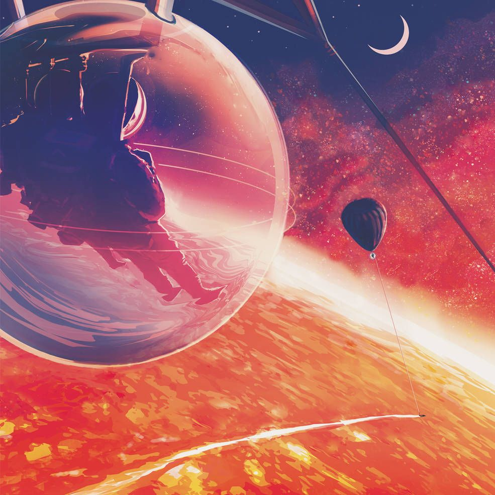 Tour Alien Worlds with New Multimedia Treats Travel