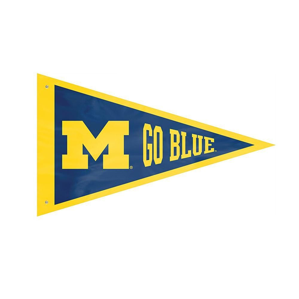 Michigan Wolverines NCAA Giant Pennant Products Pinterest