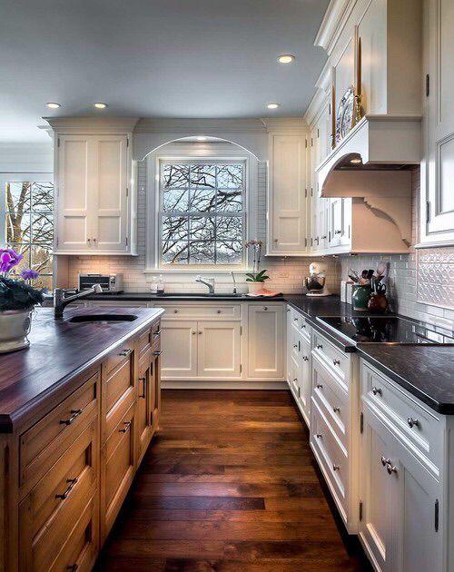 Küchentipps, Küchenschränke, Küche Und Esszimmer, Ideen Für Die Küche,  Große Familien, Kochinseln, Schöne Küchen, Schöne Zuhause, Küchen