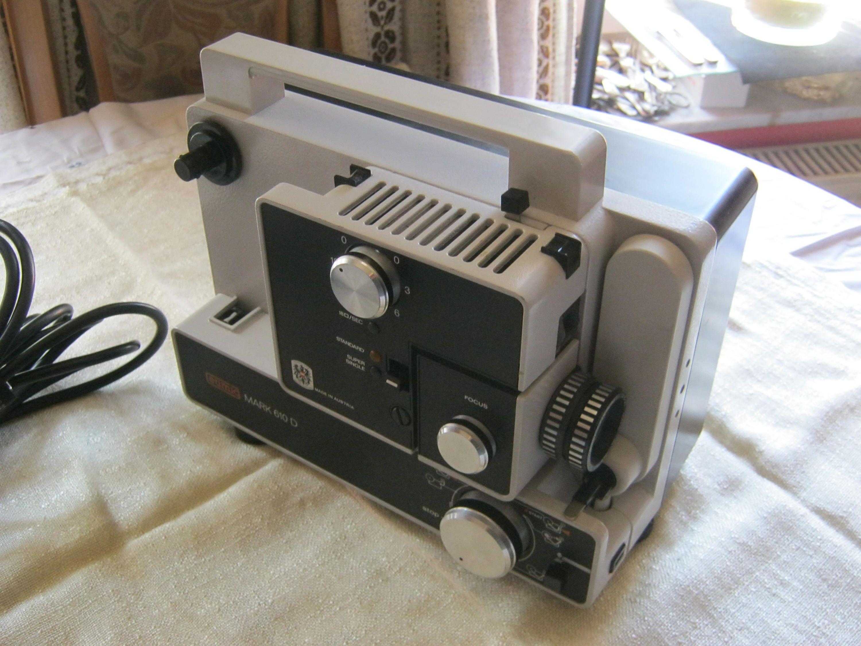 Eumig Super 8 Movie Projector