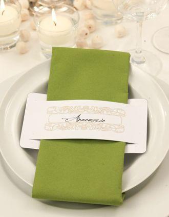 Namenskarten Fur Die Hochzeit 92 Beispiele Inspirationen Namenskarten Platzkartchen Servietten Hochzeit