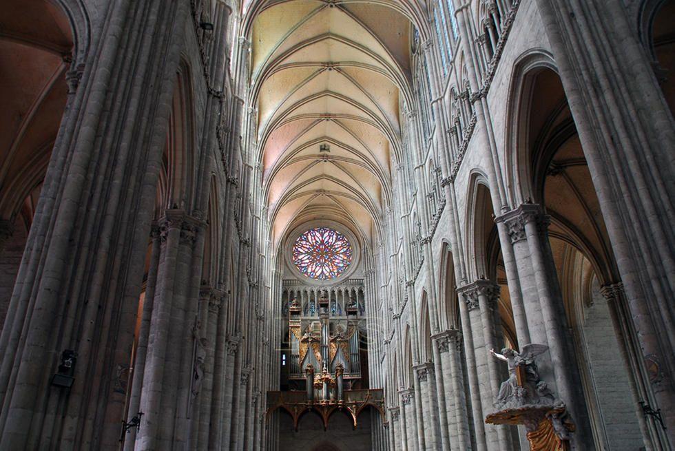 Catedral de Notre Dame de Amiens