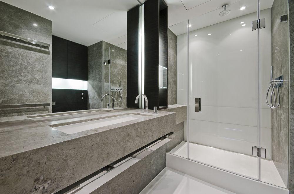 Bagni In Marmo Nero : Bagno in marmo grigio chialino marmo bianco e nero assoluto