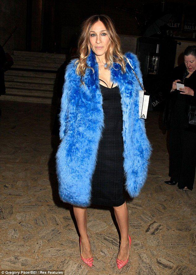 Sarah Jessica Parker vista da vicino: altra pentita del botox? » Gossippando.it | Gossippando.it