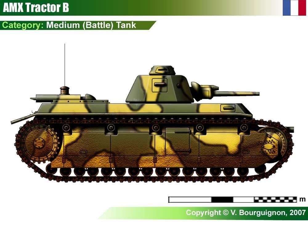 amx tracteur b ww ii france military land vehicles pinterest tracteurs arm e et militaires. Black Bedroom Furniture Sets. Home Design Ideas