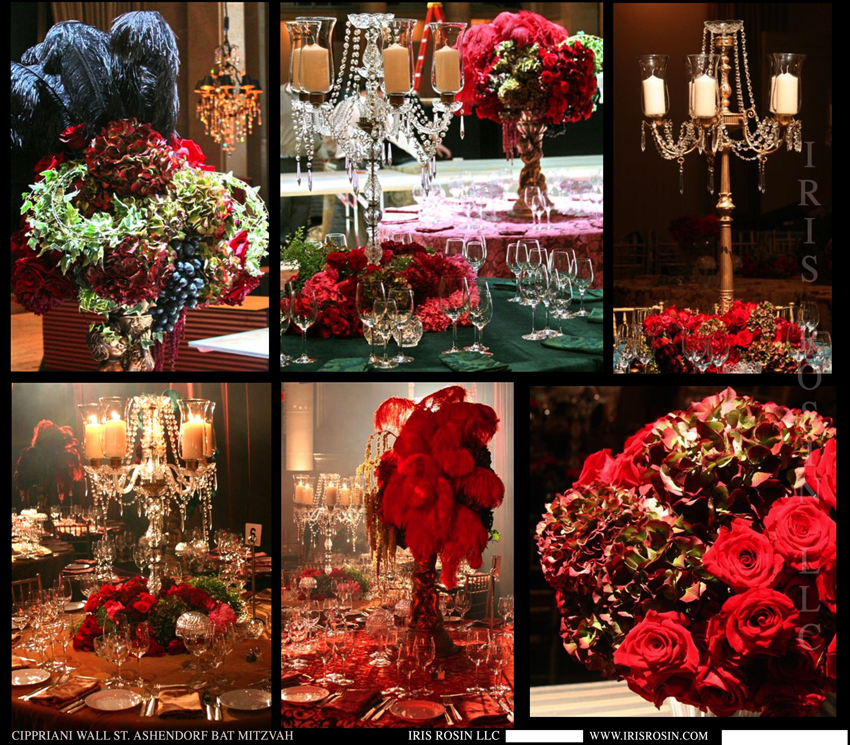 Moulin rouge party moulin rouge party pinterest - Moulin Rouge Theme Gala Party At Cippriani Wall St Www Irisrosin Com