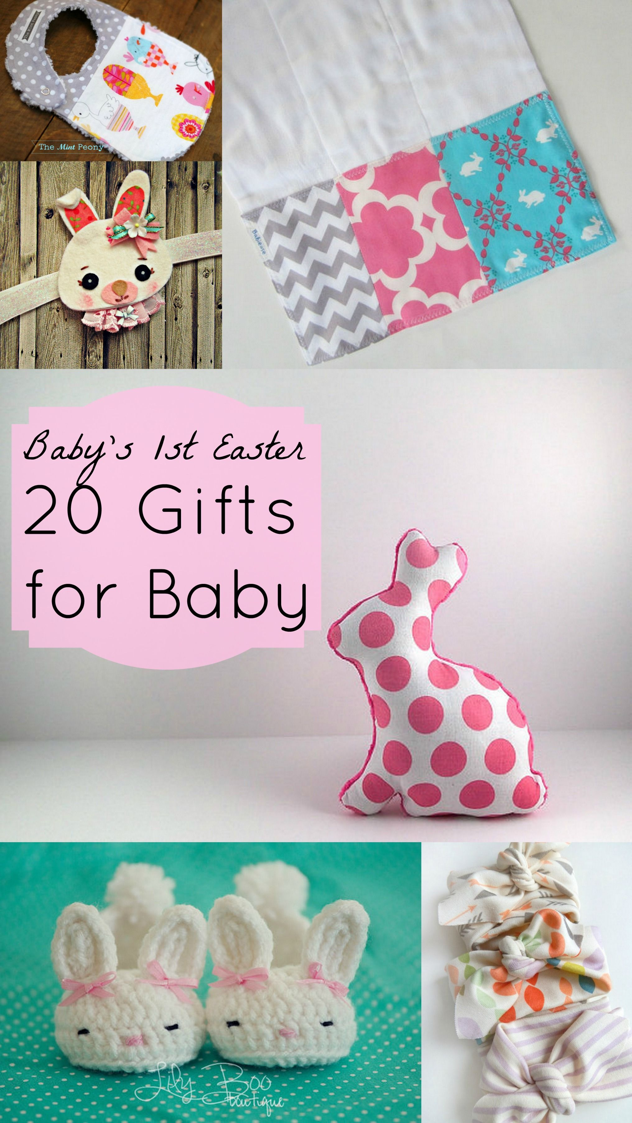 10 must have gifts for your babys first easter basket easter babys 1st easter 20 gifts for the easter basket ashlee perry negle Images