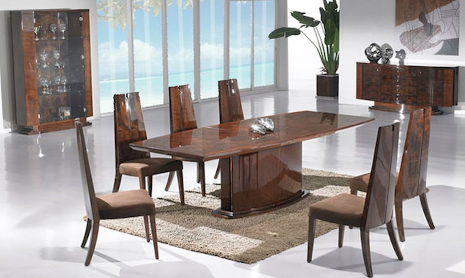 Amazing Dining Table Design Of Modern And Stylish Dining Table
