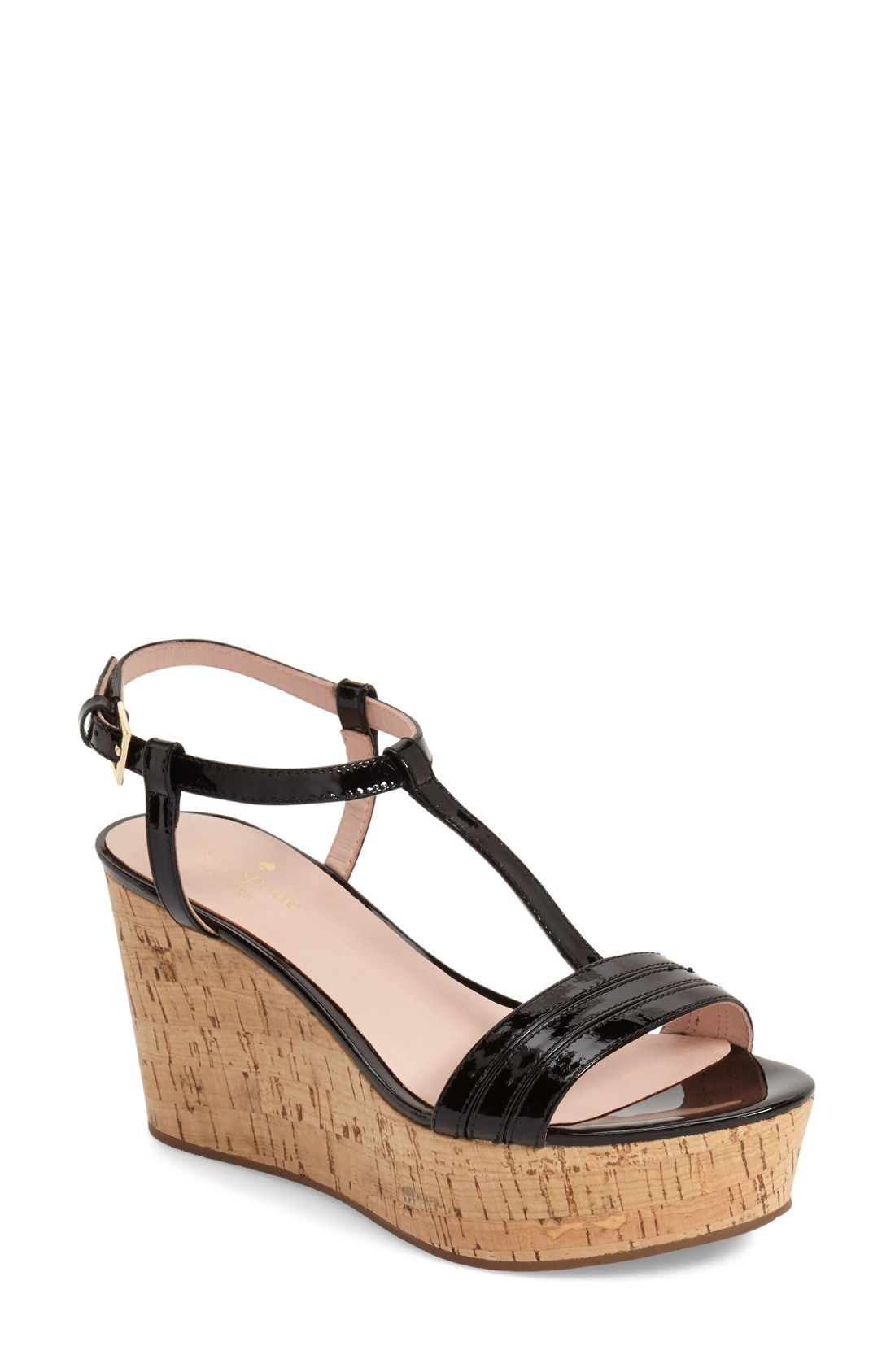 38f04930315 kate spade new york  tallin  wedge sandal (Women)