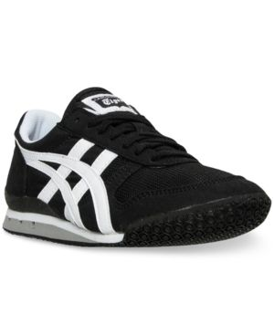 asics boys' ultimate 81 casual sneakers from finish line