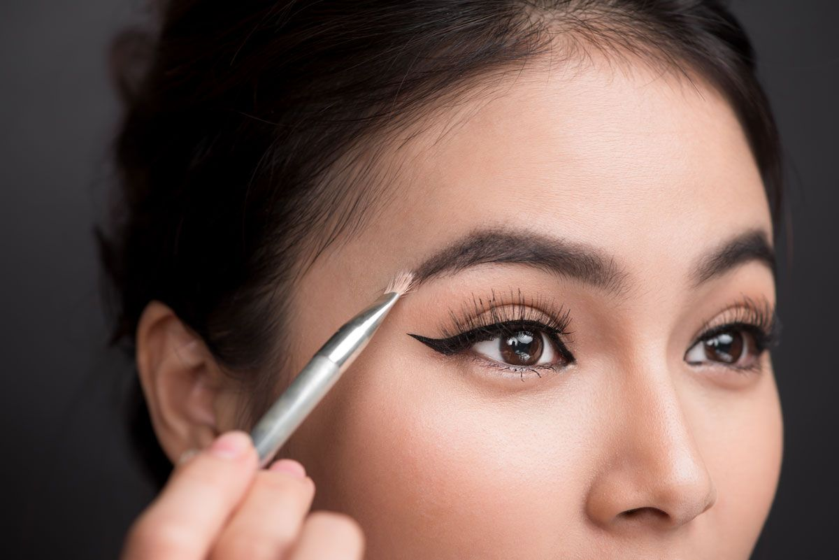 How To Use Latisse To Fill Out Sparse Eyebrows Sparse Eyebrows