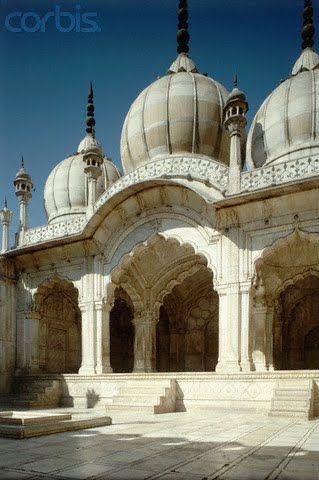Pearl Mosque, Delhi, India