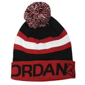 1dbb50a5760 Jordan Go Two Three Pom Beanie  Eastbay