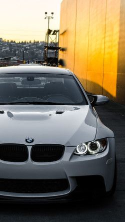 White Bmw M3 E92 Front With Images Bmw Bmw M3