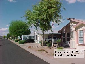 Crescent Run in Mesa, AZ on MHVillage com | Mobile Home