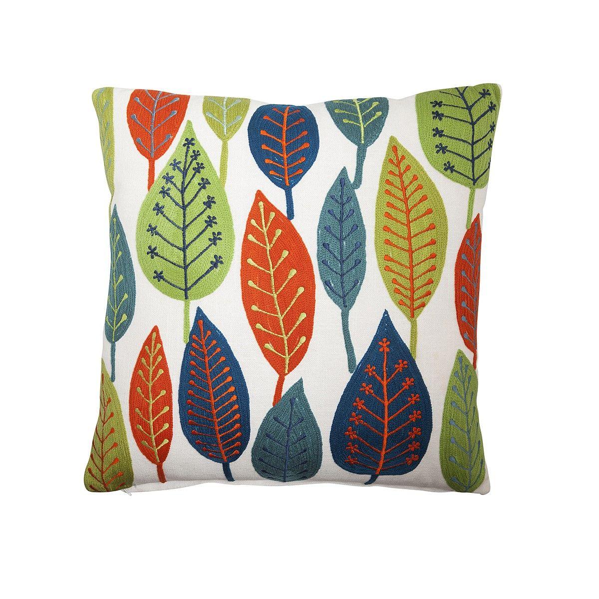 Cushions Home Decor Nood NZ leaf cushion I need Cushions