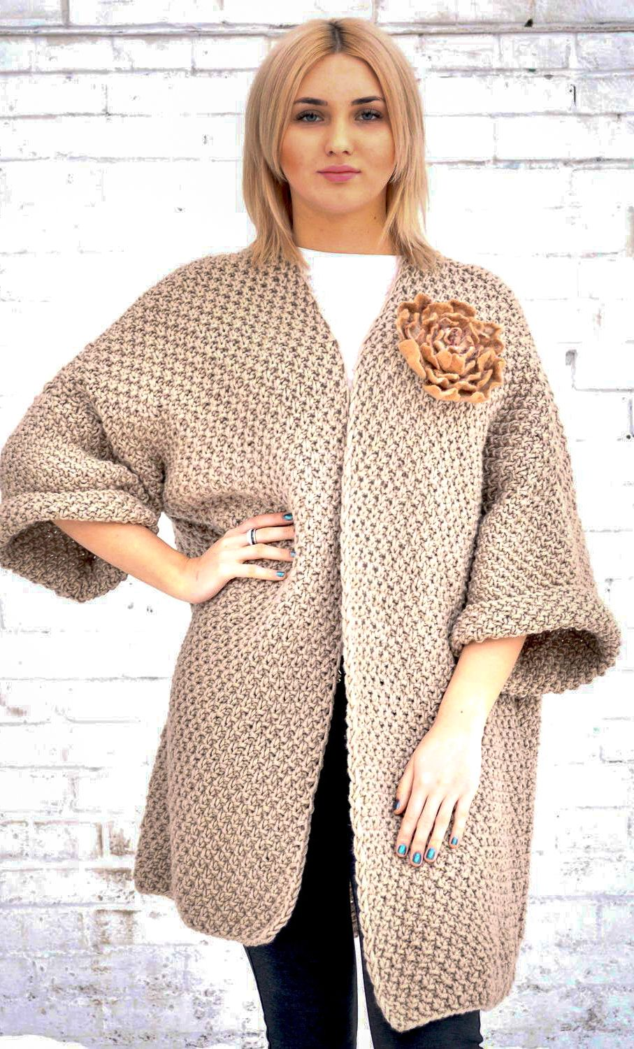 47+ Fantastic Cardigan Crochet Pattern Ideas and images ...