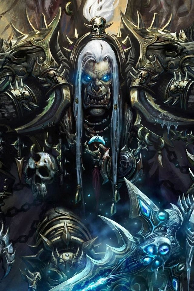 Deathwing World Of Warcraft Game Iphone Hd Wallpaper Ipod World Of Warcraft Wallpaper World Of Warcraft Death Knight