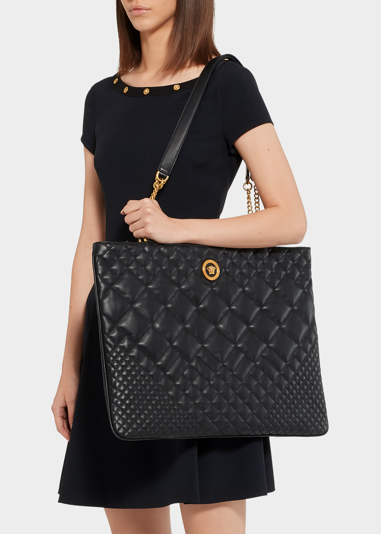Gold Hibiscus Quilted Tote Bag Black Tote Bags Quilted Tote Bags Gold Tote Bag Bags