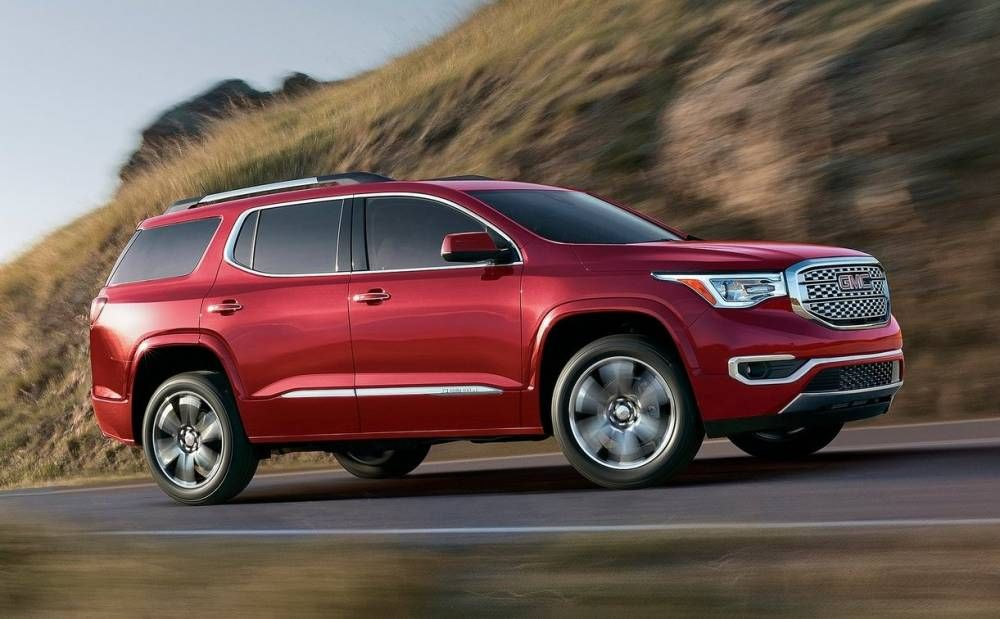 2017 Gmc Acadia Denali Release Date Price Review 0 60 Exterior Colors Changes Pictures Engine Specs Dimensions Acadia Denali Gmc Acadia 2017 Hybrid Car