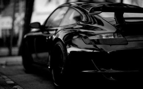 Porsche Black Porsche Black Car Wallpaper Porsche Cars