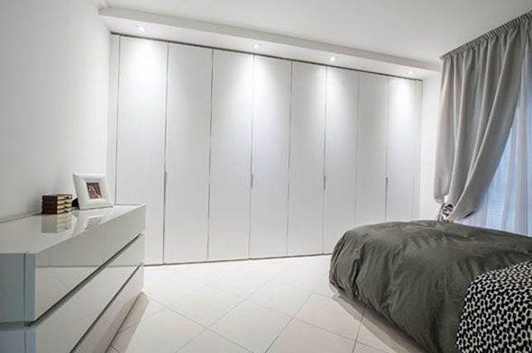 Stunning Armadio Camera Matrimoniale Ideas - Amazing House Design ...