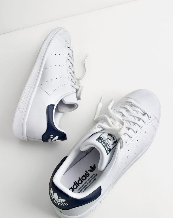 032d56c97474c J.Crew unisex Adidas® Stan Smith™ sneakers.