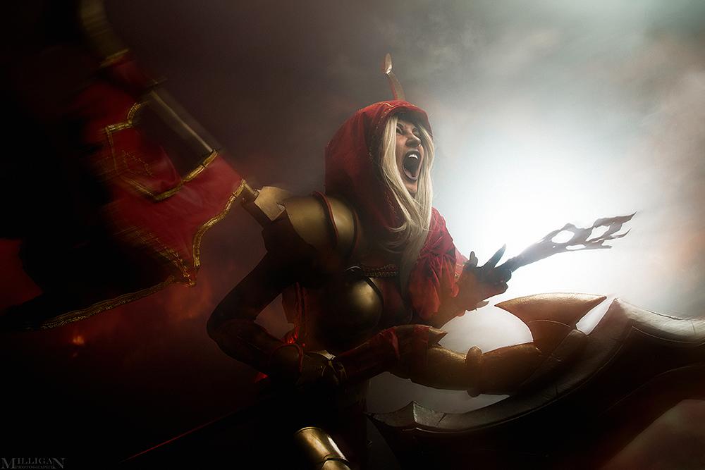 DotA 2 - Legion Commander by MilliganVick.deviantart.com ...